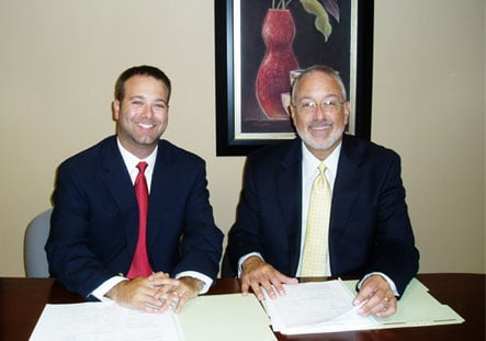 Attorneys Howard & Robert Kent
